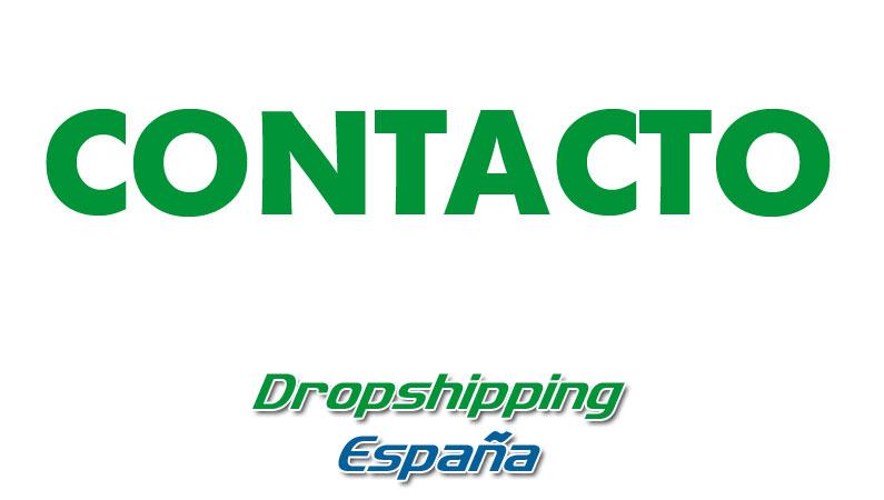 contacto dropshipping españa