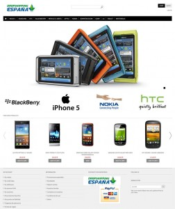 tienda online móviles