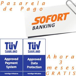 sofort banking pasarela de pago