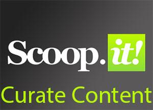 scoop.it curate content