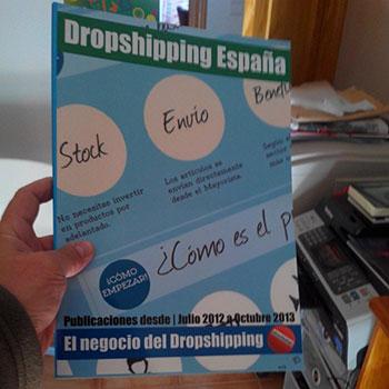 libro dropshipping españa en papel